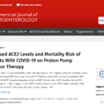 Increased ACE2 Levels and Mortality Risk of Patients With COVID-19 on Proton Pump Inhibitor Therapy